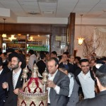 Simchat Torah at Midrash BEN ISH HAI