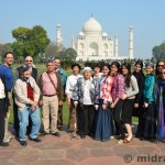 The Midrash BEN ISH HAI India Tour