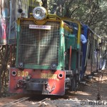 Toy train to Matheran